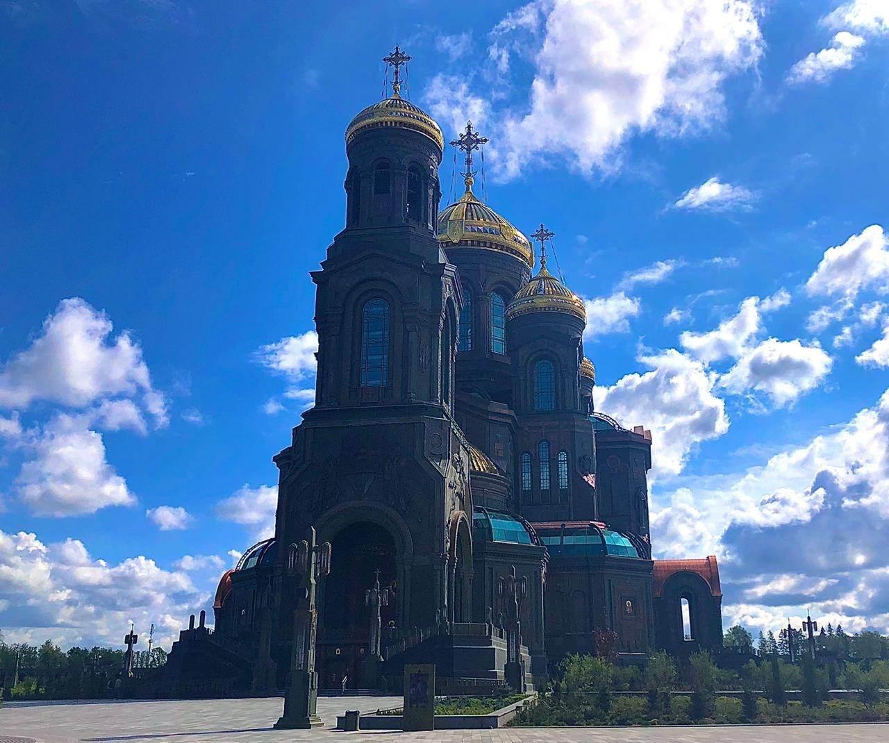 كاتدرائية القوات المسلحة الروسية