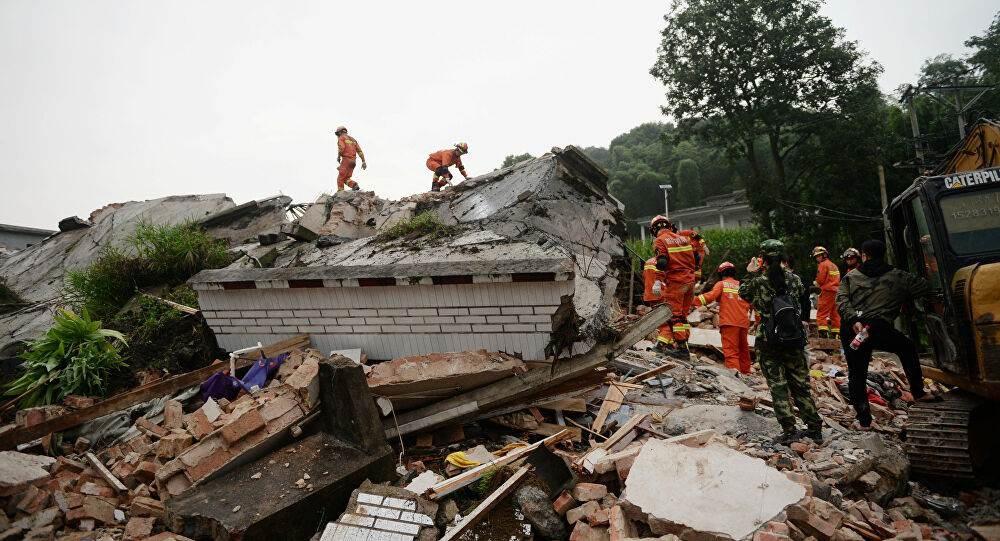 زلزال بقوة 6.4 درجات يضرب الصين.. وآخر يضرب اليابان