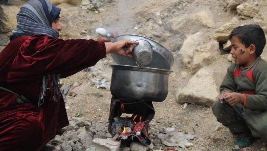 9,3 مليون سوري يعانون الآن من انعدام الأمن الغذائي، أي بزيادة 1.4 مليون في الأشهر الستة الماضية وحدها