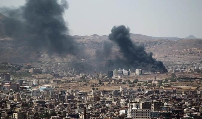 غارات سعودية على اليمن