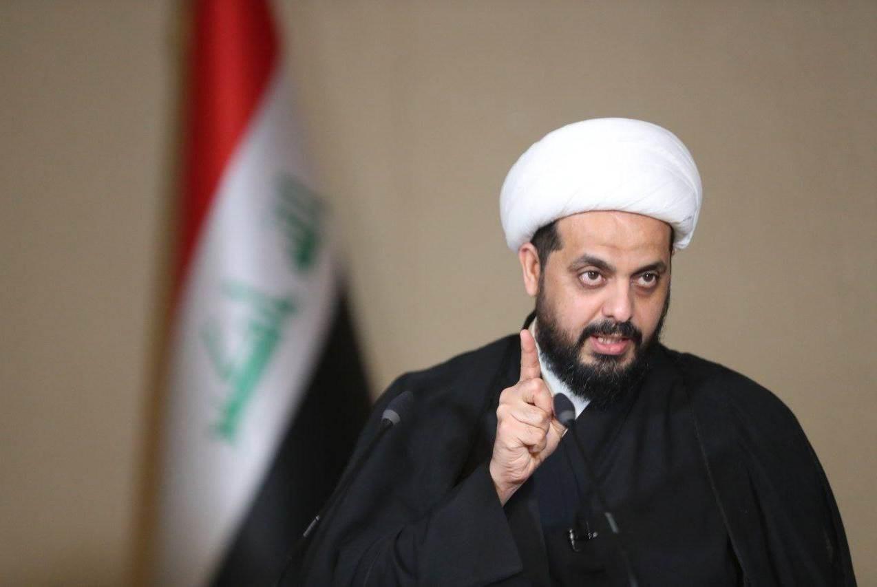 الخزعلي: ما من مسؤول عراقي قبل الكاظمي تجرأ على استهداف فصائل المقاومة