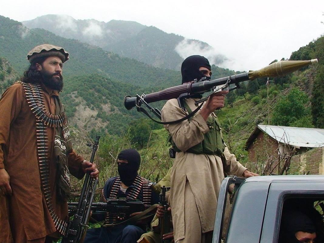 جنود من حركة طالبان (صورة أرشيفية).