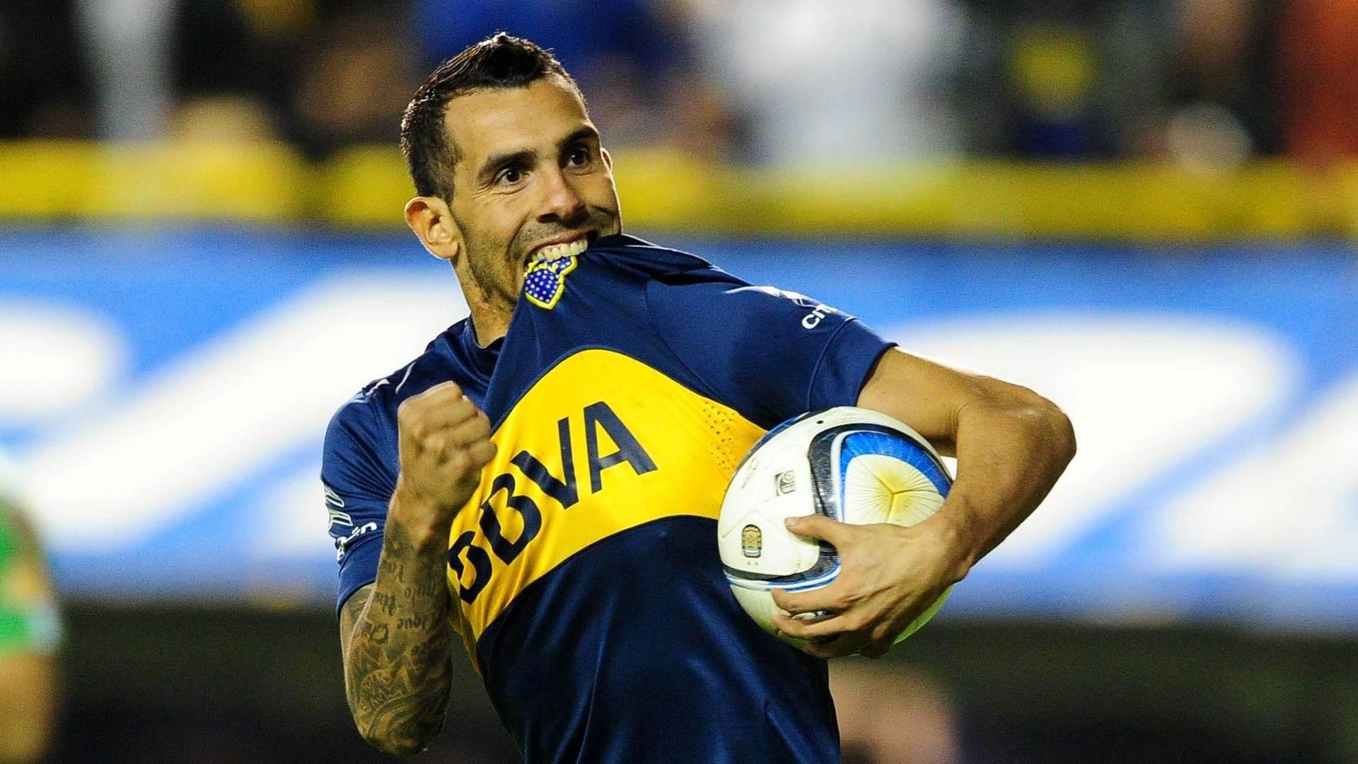 تيفيز يجدد عقده مع بوكا ويحارب كورونا