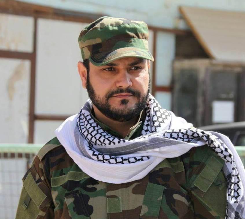 الأمين العام لحركة النجباء الشيخ أكرم الكعبي