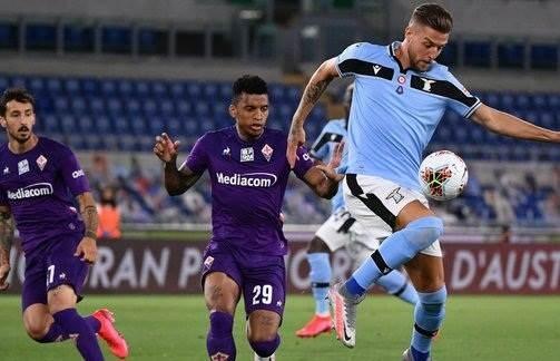 فاز لاتسيو على فيورنتينا 2-1