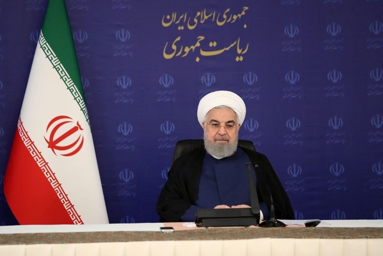 روحاني: الأداء الإيراني في مكافحة كورونا ممتاز
