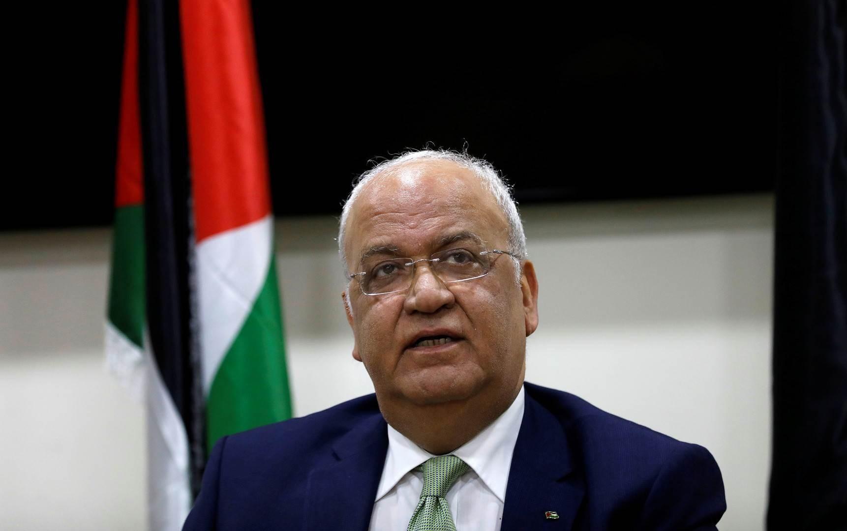 عريقات: إذا أقدم نتنياهو على الضم فإن السلطة الفلسطينية ستُدمّر