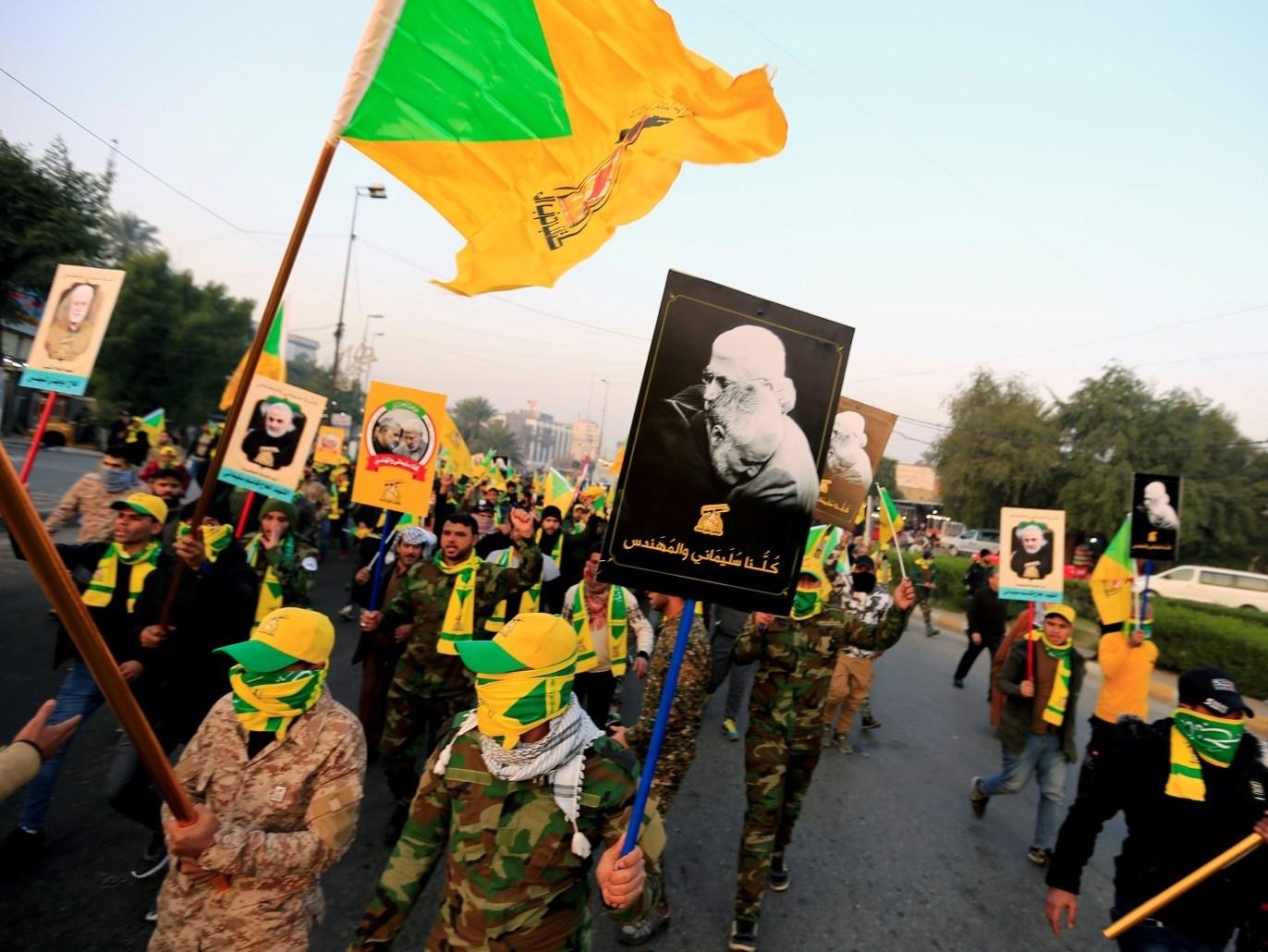 مصادر الميادين عن أمين عام كتائب حزب الله العراق: سلاح المقاومة لن يسلّم أبداً