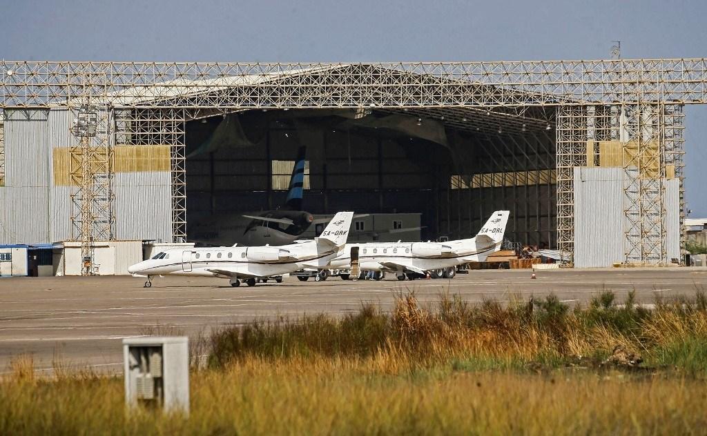 قوّات حكومة الوفاق تسيطر على مطار طرابلس الدولي