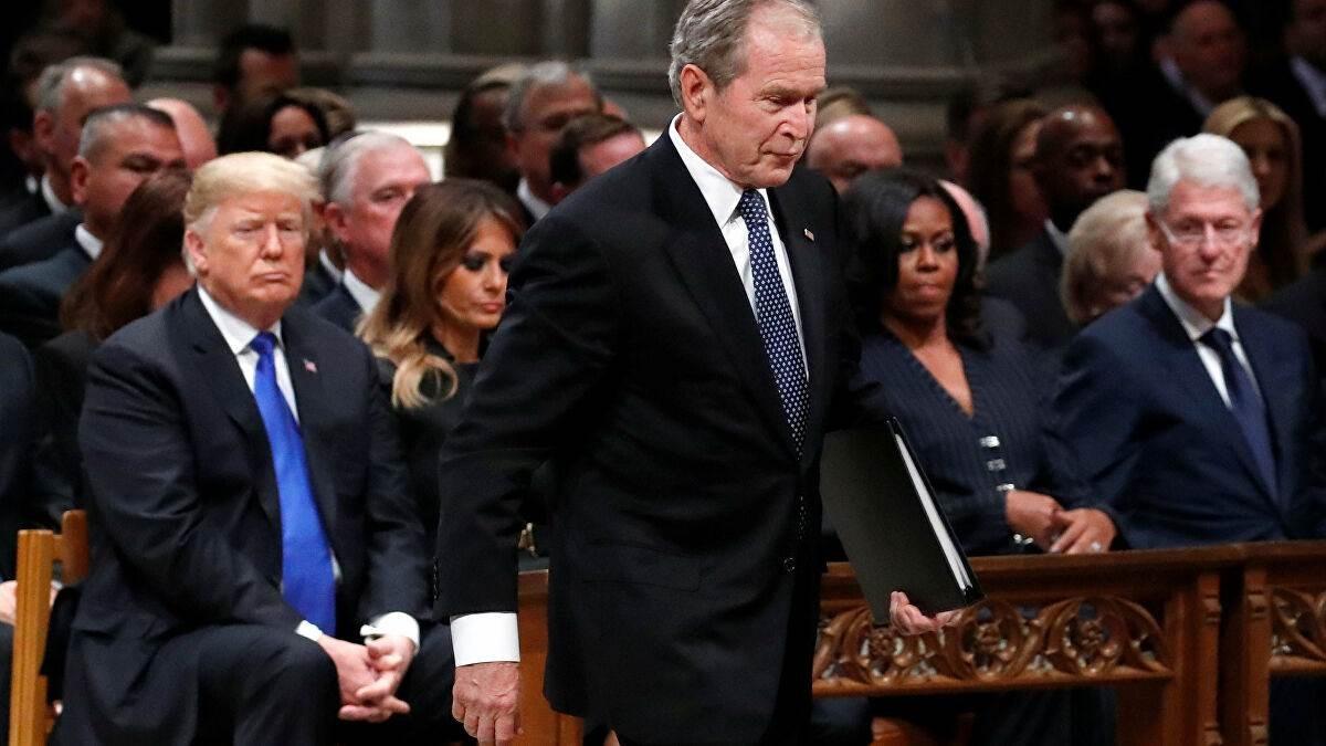 بوش: حان الوقت لأن تنظر أميركا مليّاً في إخفاقاتنا المأساوية