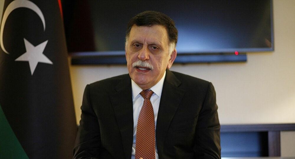 السراج يزور تركيا غداً لبحث الحل السياسي في ليبيا