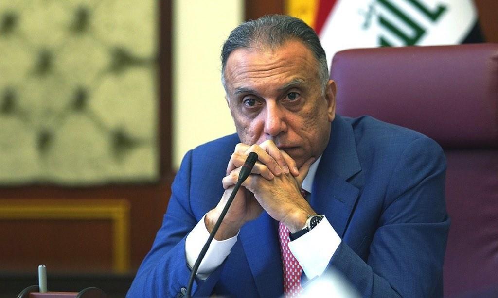 الكاظمي وأردكانيان يبحثان فرص التعاون بين العراق وإيران