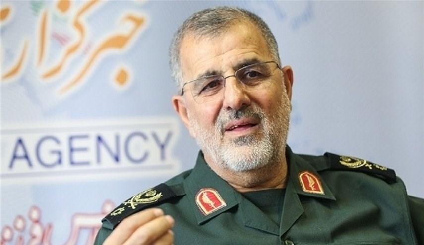 حرس الثورة يكشف عن تحرك أميركي واسع لتجهيز الإرهابيين ضد إيران