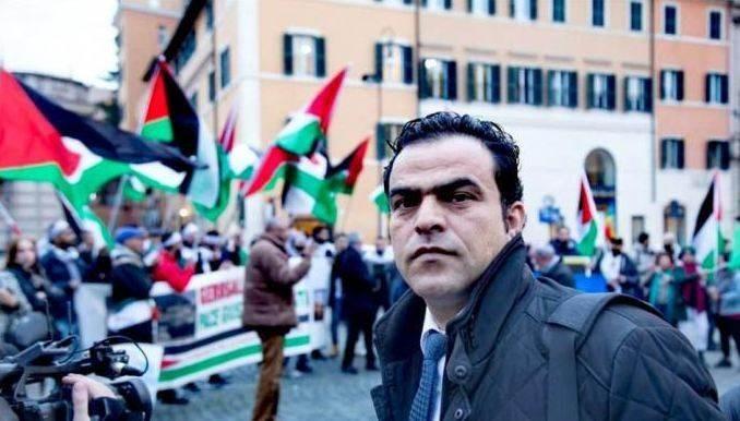 فلسطيني يفوز بجائزة عالمية للشعر في إيطاليا