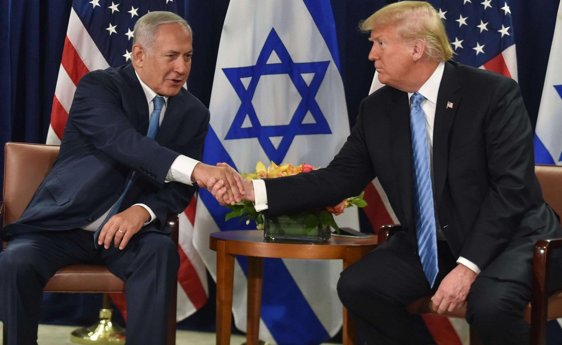 نتنياهو يطلب غطاءً أميركياً لضمّ أجزاء من الضفة وكامل غور الأردن