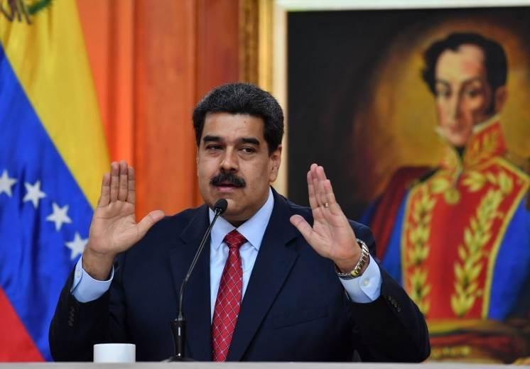مادورو: يكفي الاستعمار الأوروبي