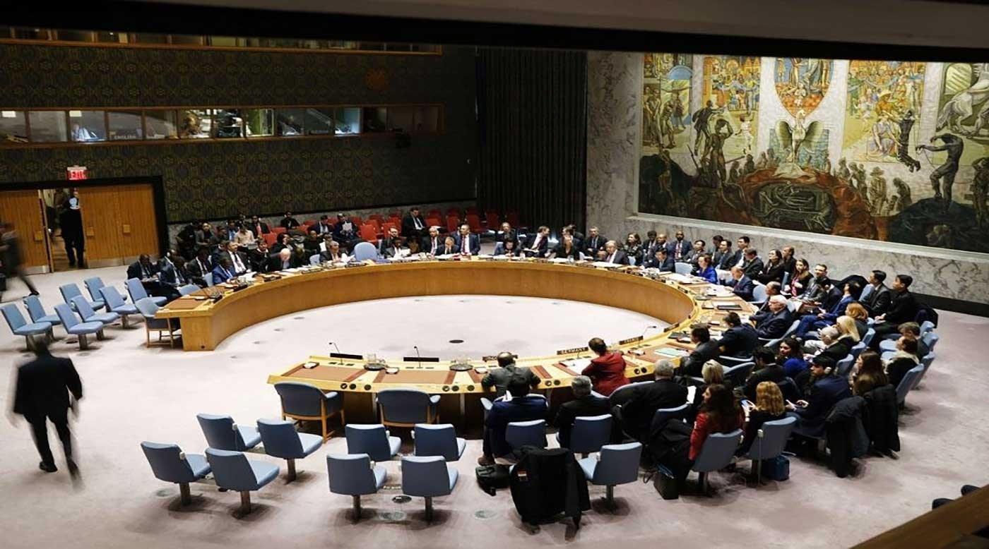 الولايات المتحدة تقدمت بمشروع قرار إلى مجلس الأمن لتمديد حظر بيع الأسلحة التقليدية لإيران