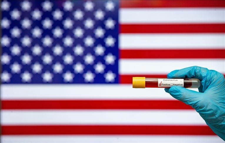 العدد الإجمالي للمصابين في الولايات المتّحدة يصل إلى حوالى 2,6 مليون مصاب.