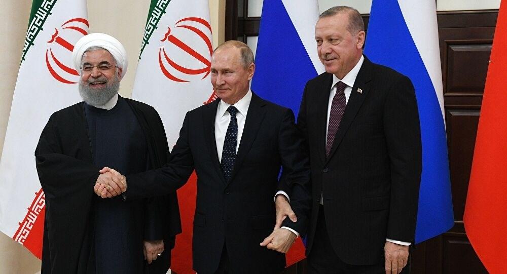 بيسكوف: الرؤساء الثلاثة سيلقون ثلاثة خطابات قبل درس ملف سوريا بشكل مغلق