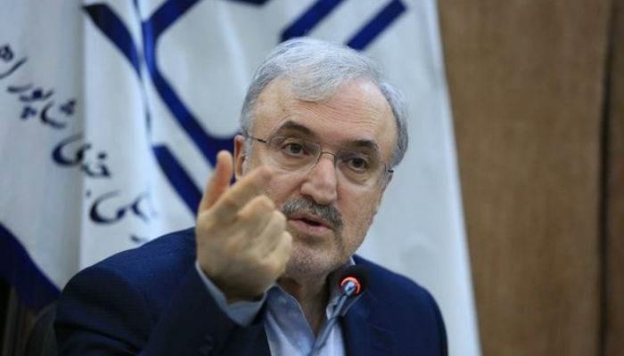 نمكي: إيران ستبدأ مرحلة الاختبار البشري لهذا اللقاح قريباً.
