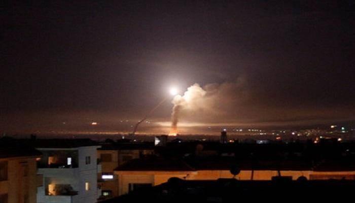 دفاعات الجيش السوي تتصدى لعدوان إسرائيلي على حماة
