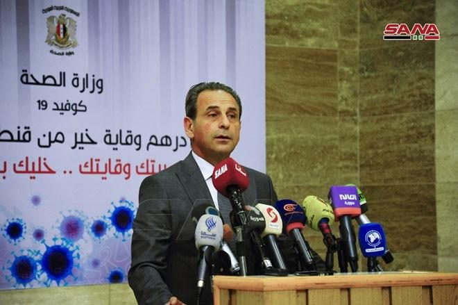 """وزارة الصحة السورية: قانون """"قيصر"""" سيؤثر على قطاع الصحة"""