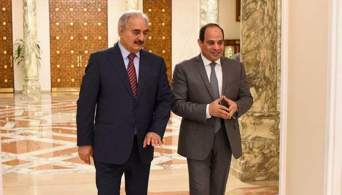 المعارك تسابق المفاوضات في ليبيا... حفتر في القاهرة والسراج إلى أنقرة