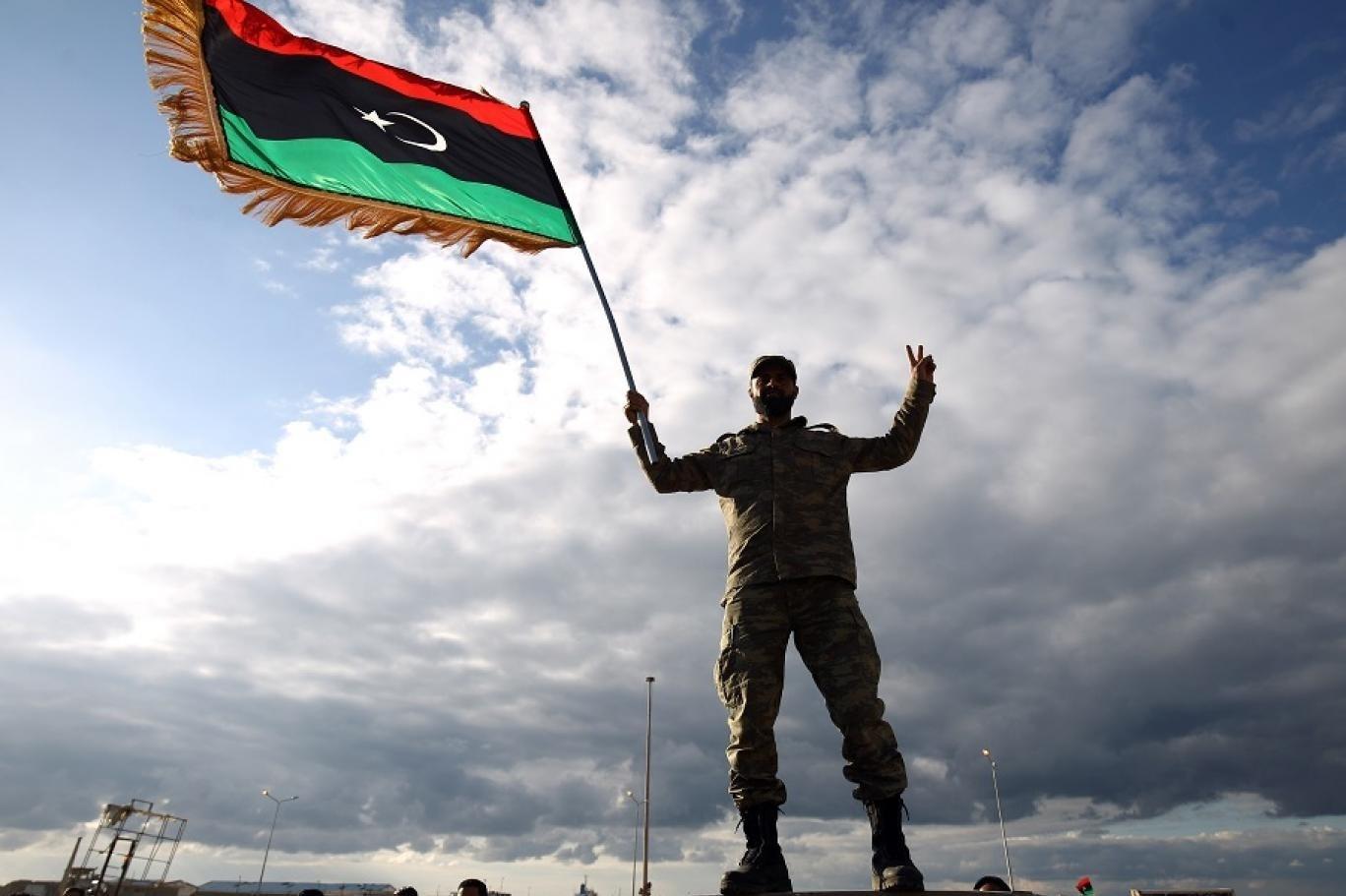 خفايا الأزمة الليبية