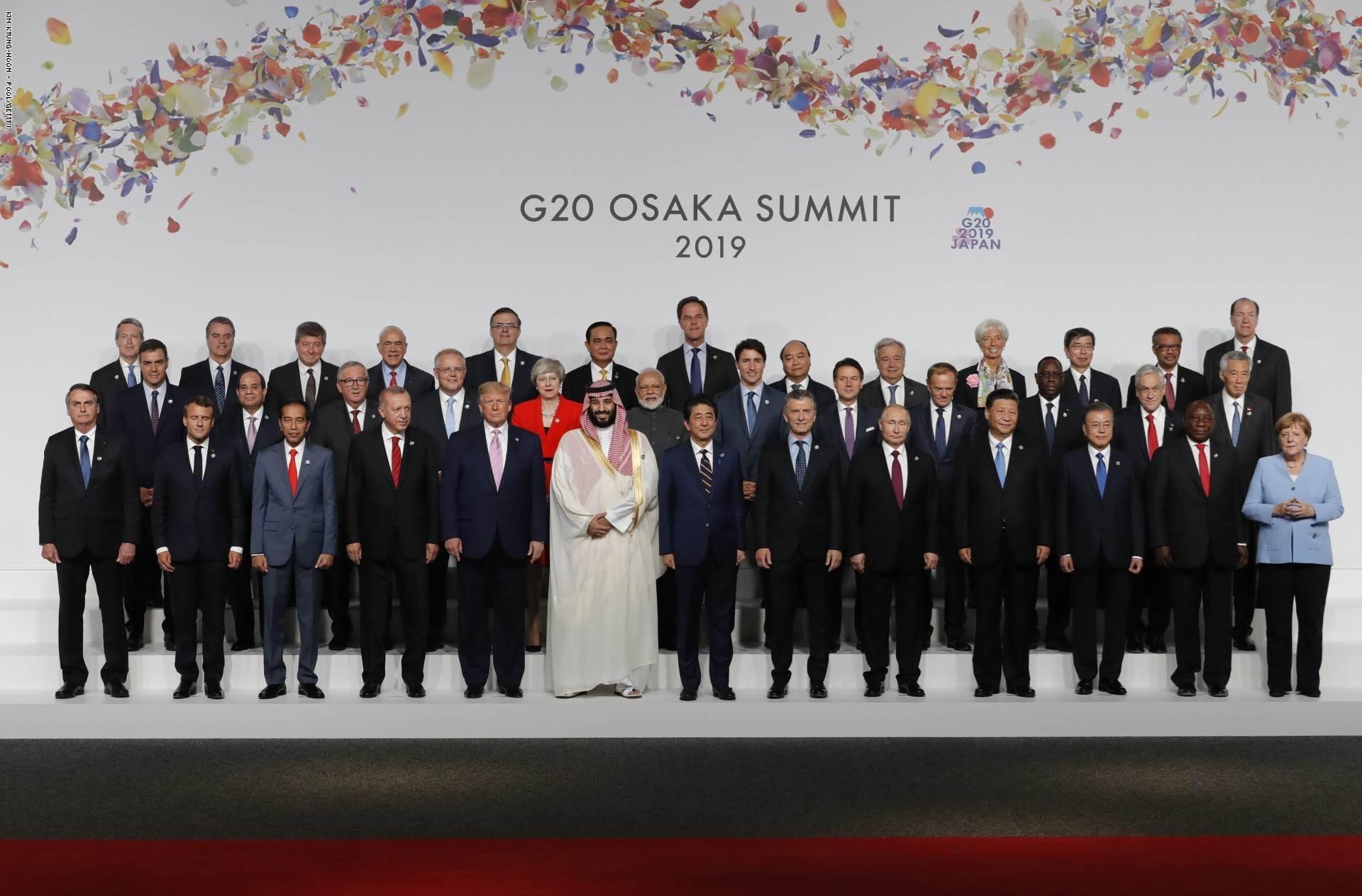 مجموعة العشرين تتعهد بأكثر من 21 مليار دولار لمواجهة كورونا