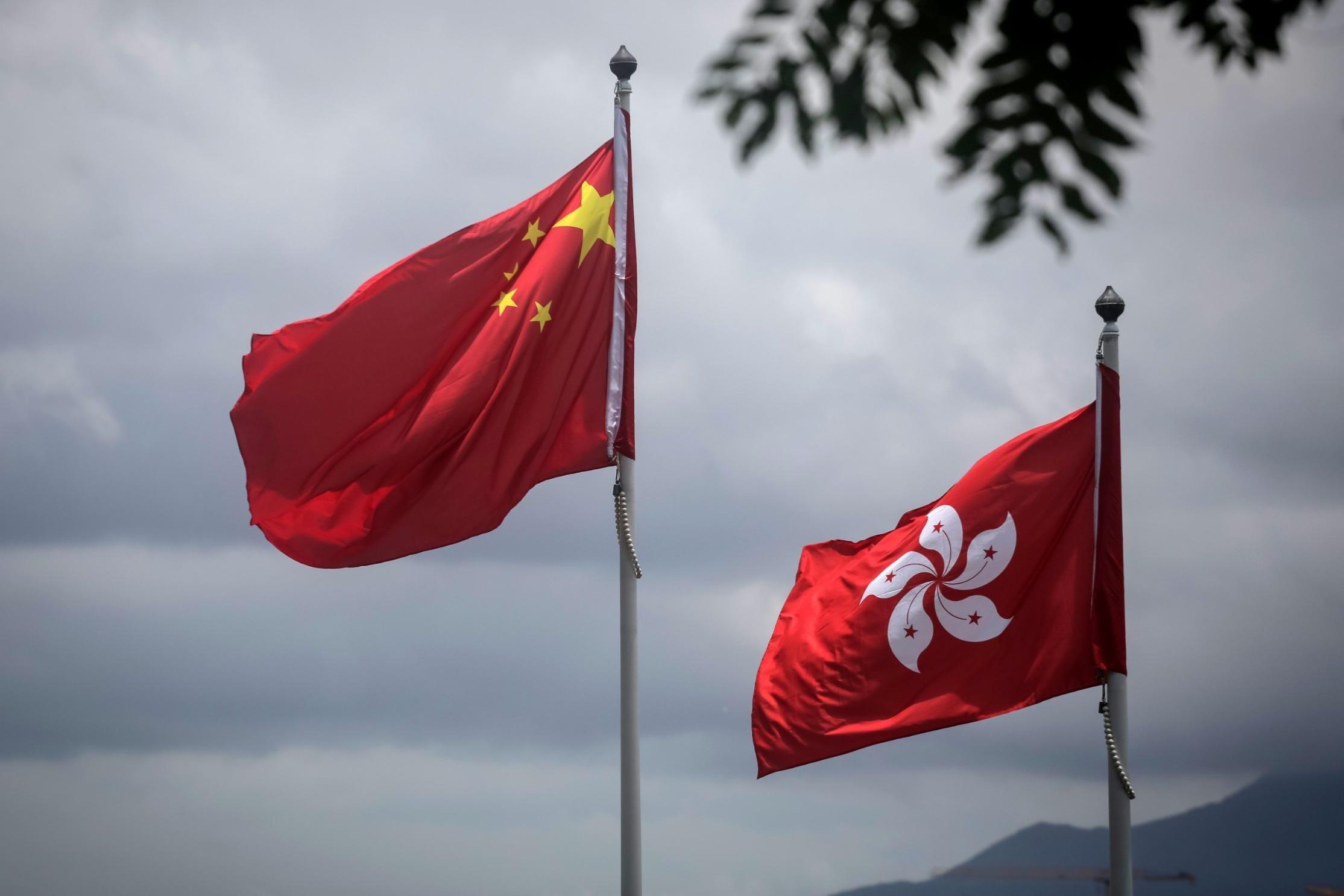 المجلس الوطني الصيني يوافق على مشروع القرار المتعلق بهونغ كونغ