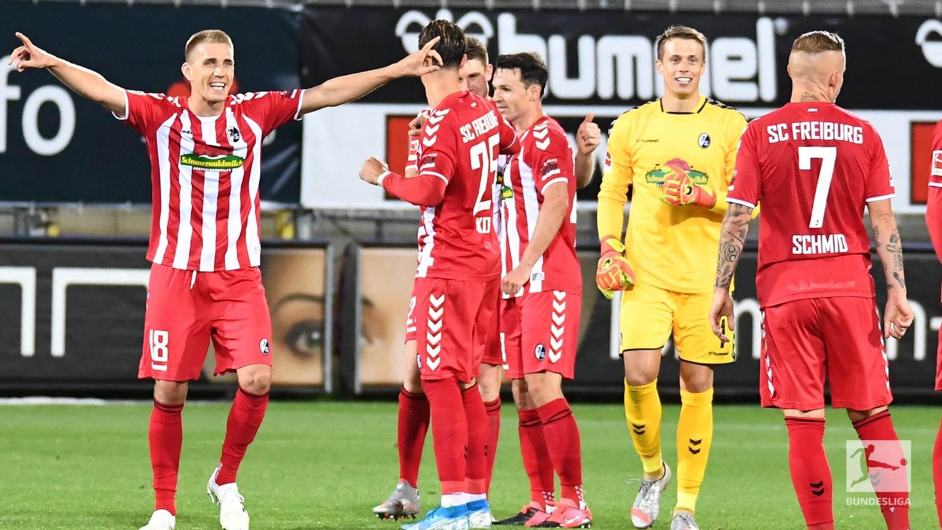الدوري الألماني: مونشنغلادباخ يسقط أمام فرايبروغ