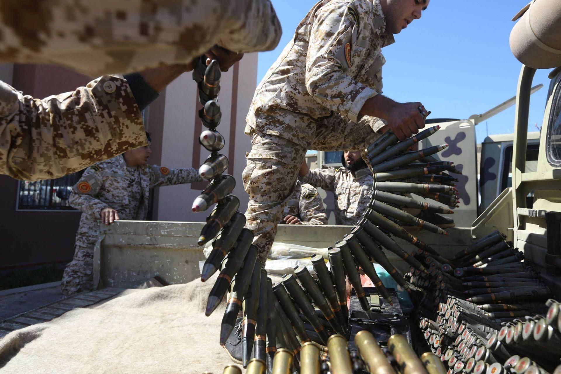مجلس الأمن الدولي يجدد حظر السلاح على ليبيا لمدّة سنة