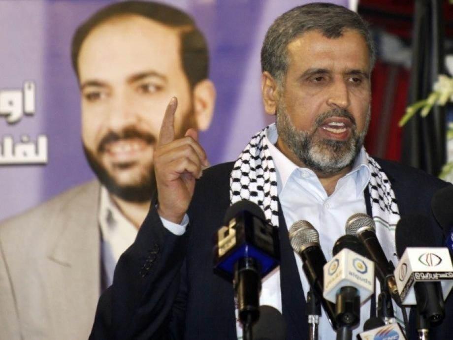 """""""حماس"""": مصر أبلغت هنية موافقتها على نقل جثمان شلّح إلى قطاع غزة"""