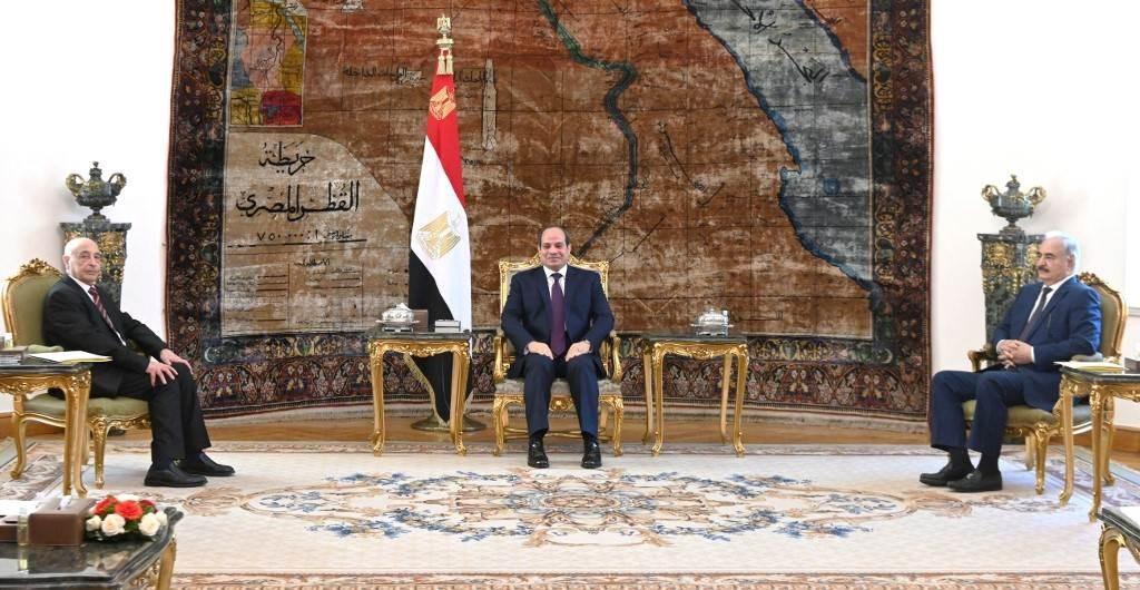 تركيا تردّ على لقاء السيسي وحفتر واتفاق القاهرة: إكرام الميّت دفنه