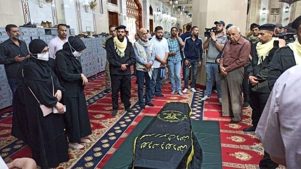 """شاكراً """"جهود مصر وحماس"""".. البطش: جثمان شلّح دفن في مخيم اليرموك"""
