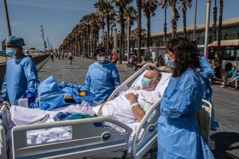 الصحة العالمية: وضع فيروس كورونا يزداد سوءاً في أنحاء العالم