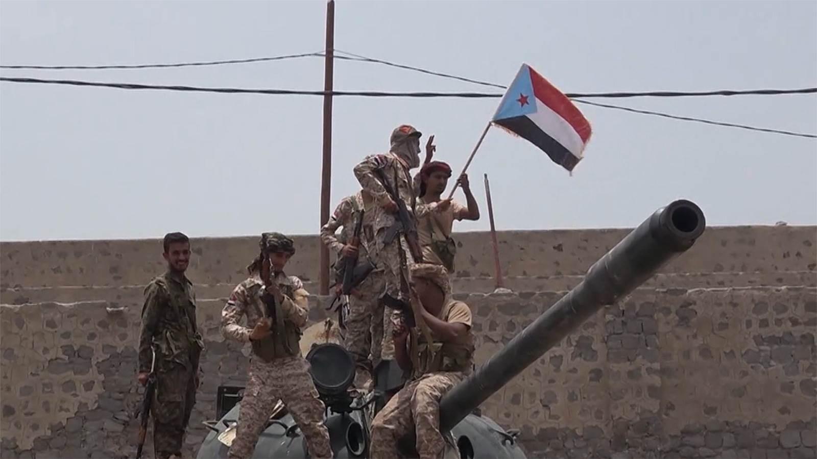 هدوء حذر في أبين اليمنية