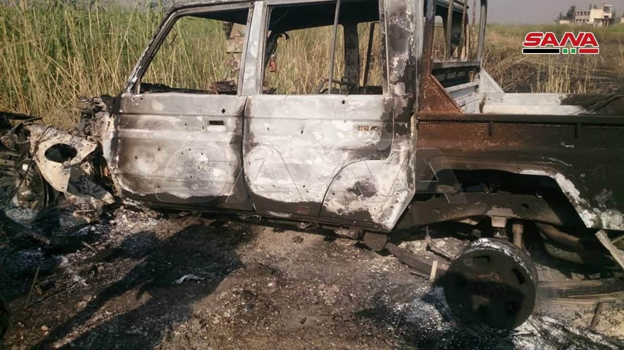 """الجيش السوري يصدّ هجوماً عنيفاً لجماعة """"حراس الدين"""" في ريف حماة"""