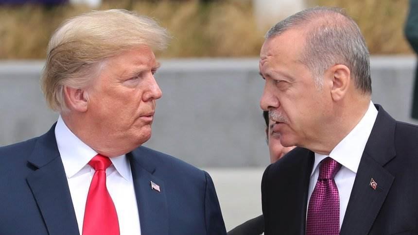 إردوغان مناقشاً الملف الليبي مع ترامب: قد تبدأ حقبة جديدة بين تركيا وأميركا