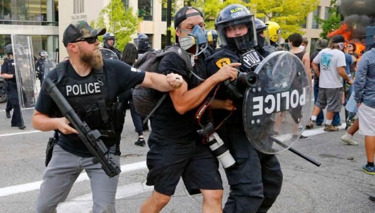 أميركا.. عنف الدّولة ونسخته العصرية
