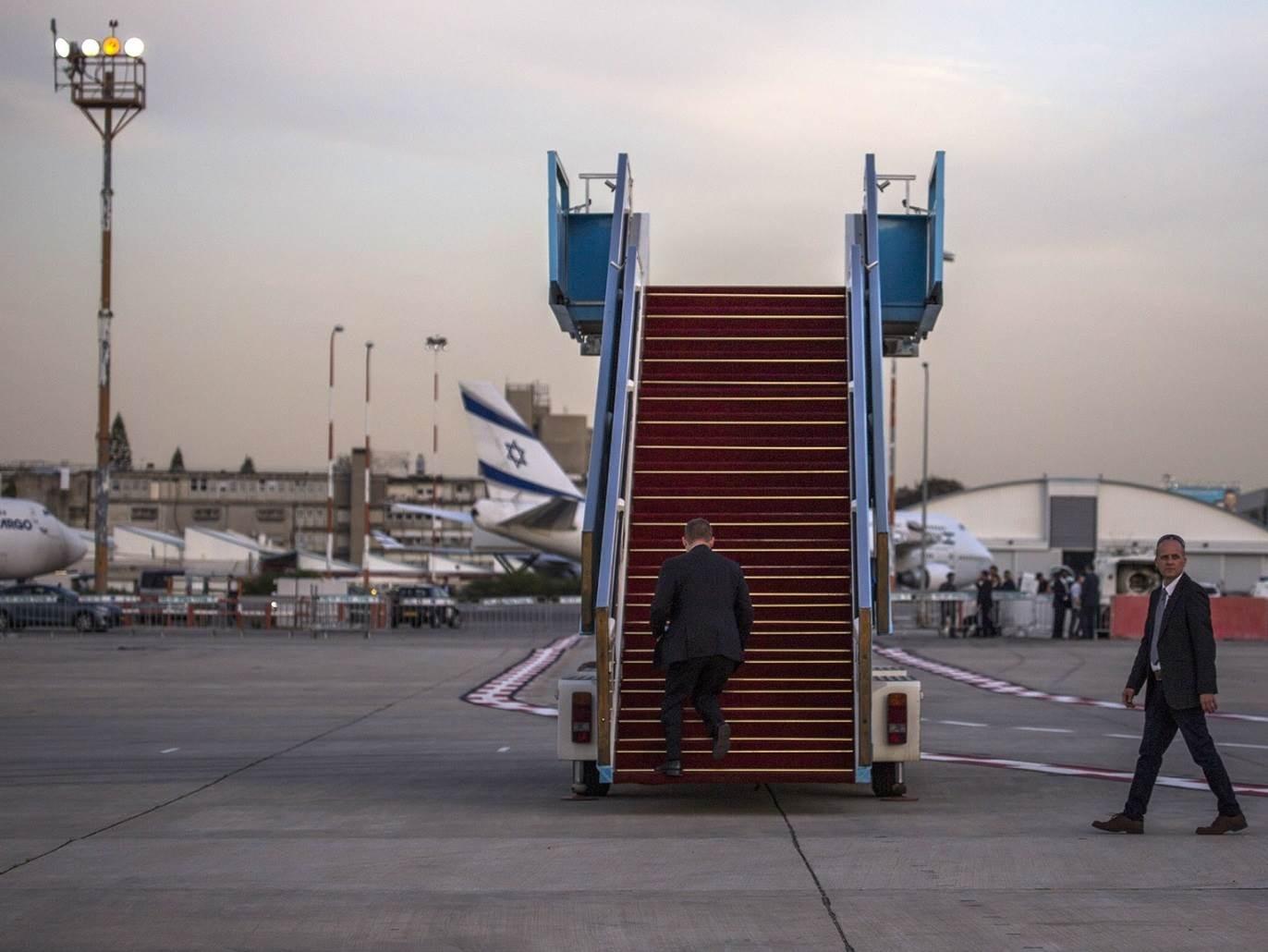 إعلام إسرائيلي: بالشعار الرسمي... طائرة إماراتية جديدة إلى  مطار بن غوريون