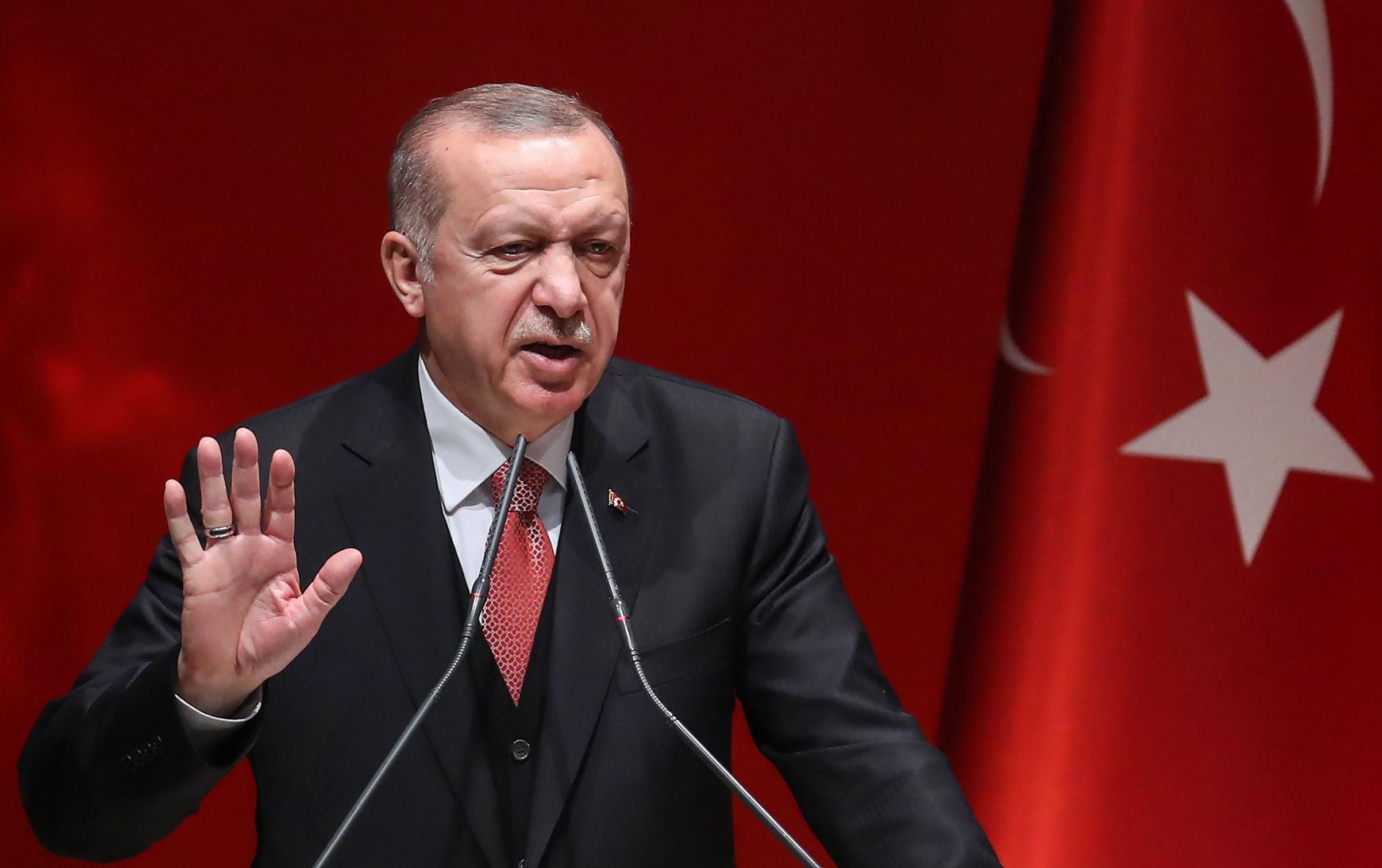 إردوغان: التطورات تظهر استبعاد حفتر من المعادلة السياسية الليبية
