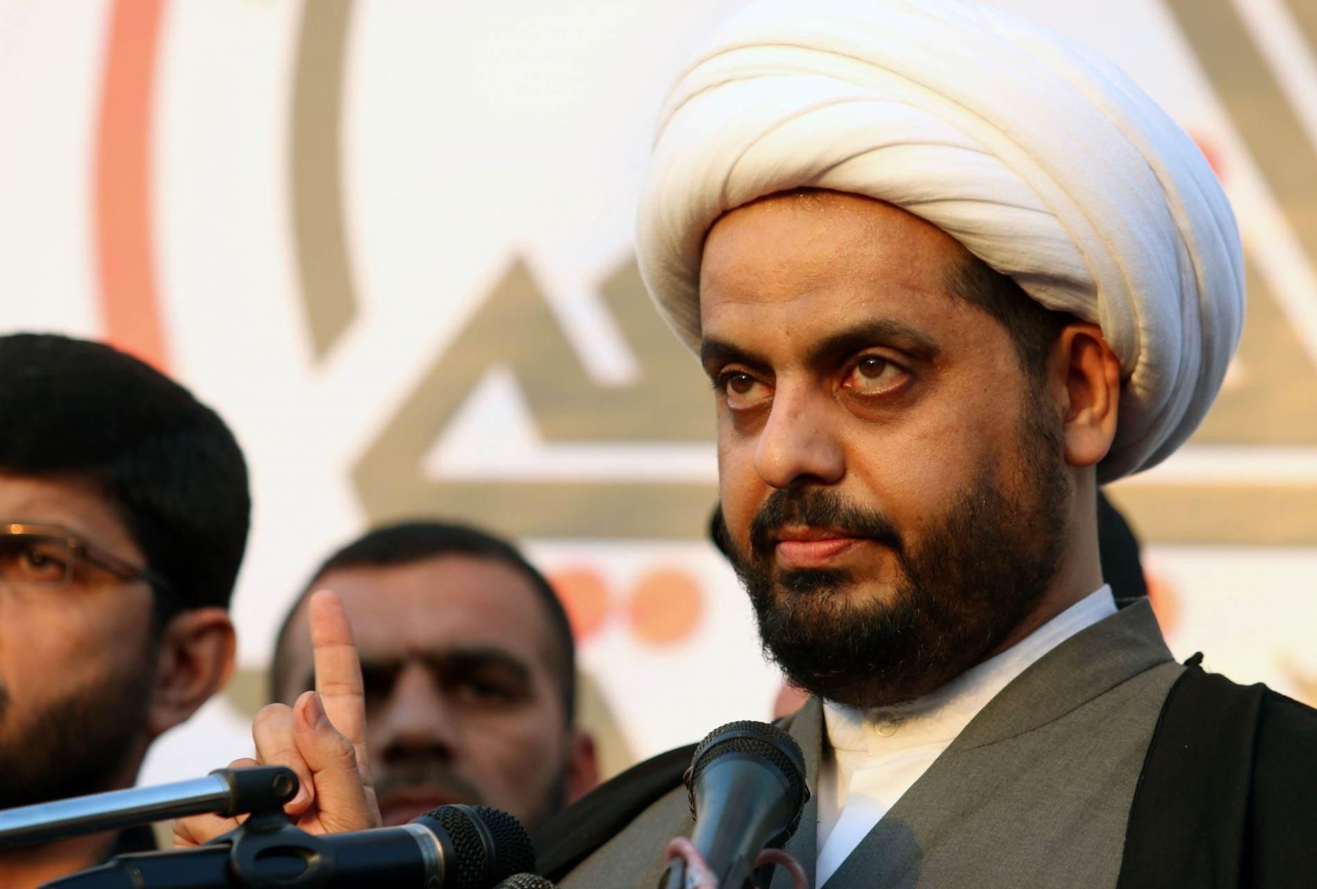 """الخزعلي: """"العصائب"""" ستغلق مكاتبها في وسط وجنوب العراق تجنباً لفتنة تُحضّر"""