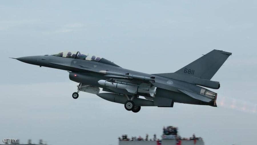 تايوان ترسل طائراتها لاعتراض مقاتلات صينية