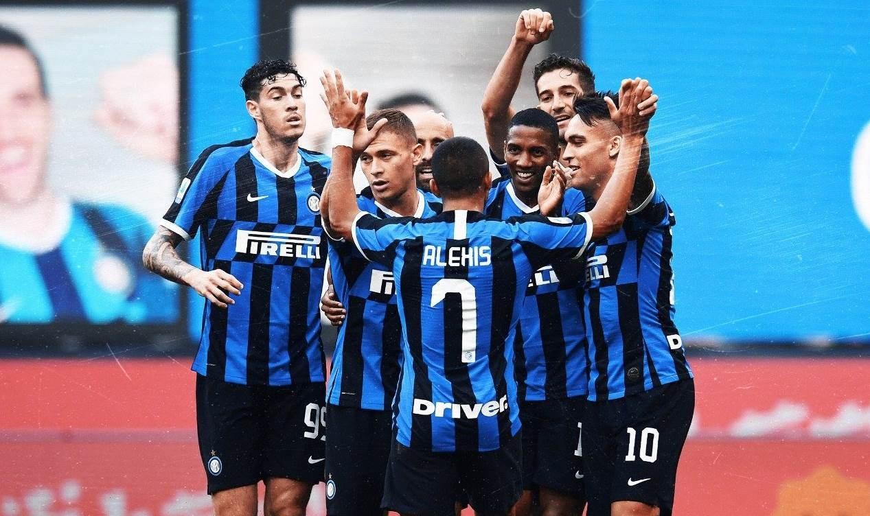 الدوري الإيطالي: إنتر ستة على ستة
