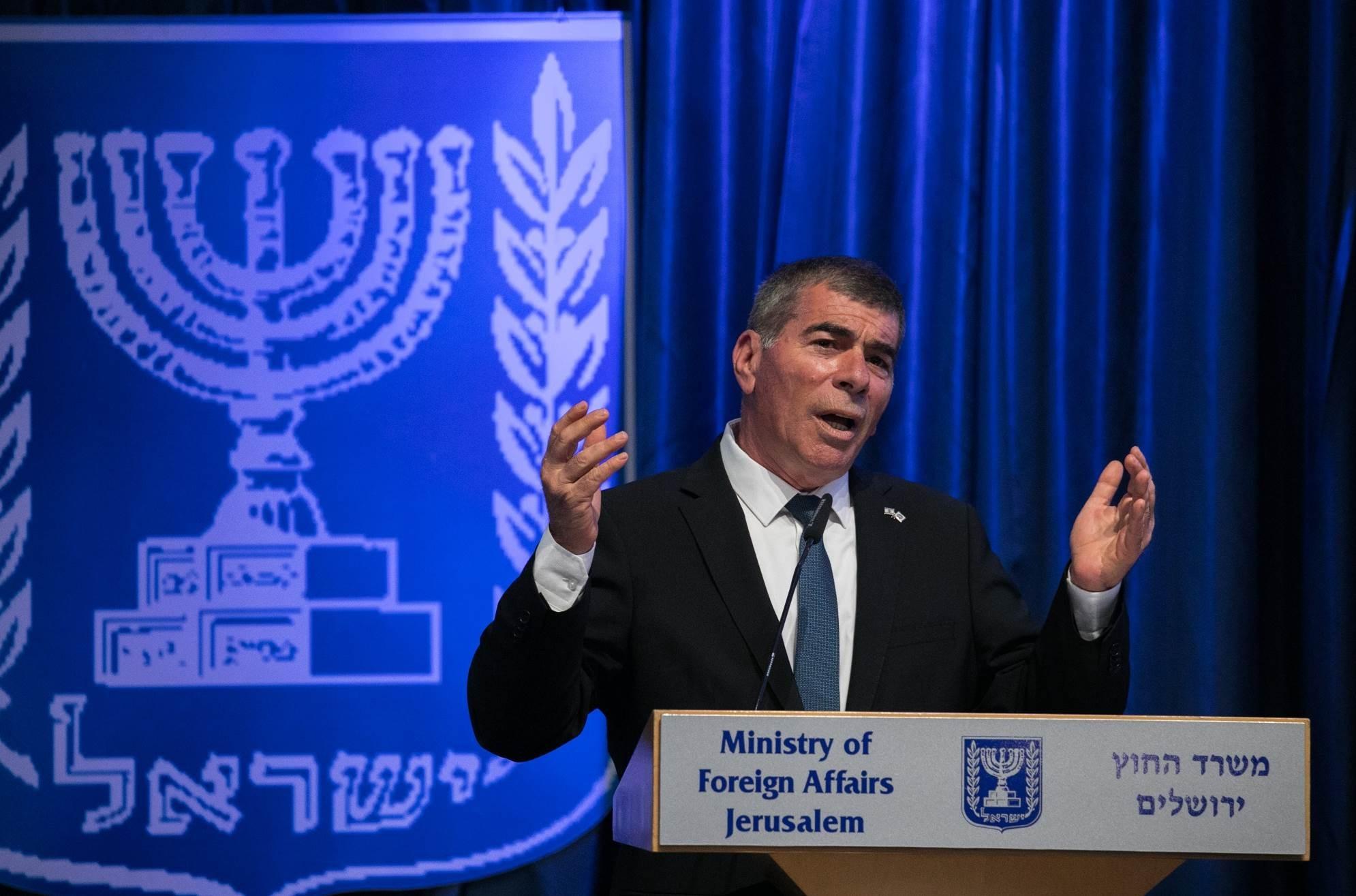 وزير الخارجية الإسرائيلي: تنفيذ خطة الضم اليوم غير مرجح