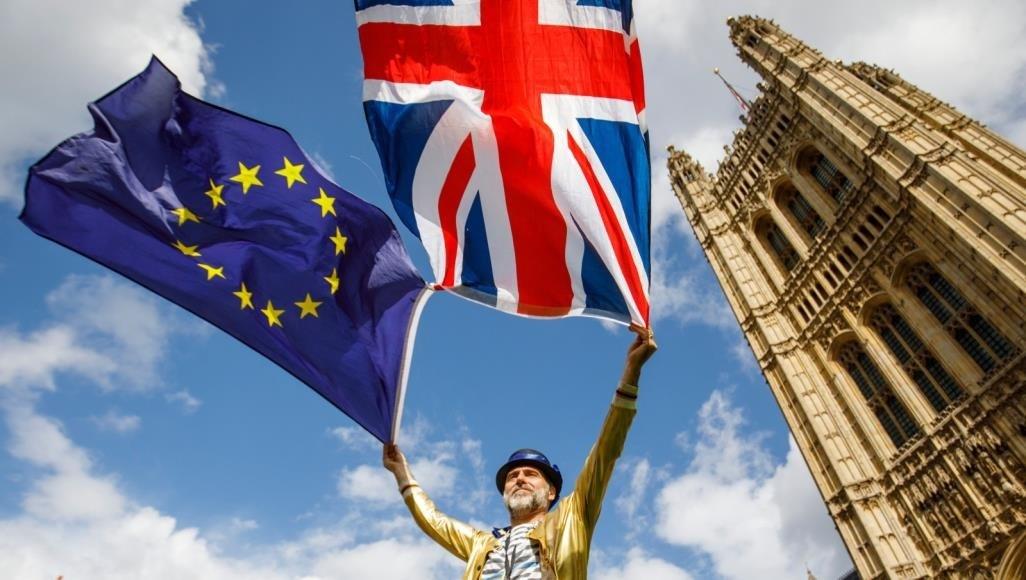 بريطانيا خرجت من الاتحاد الأوروبي رسمياً في 31 كانون الثاني/يناير 2020