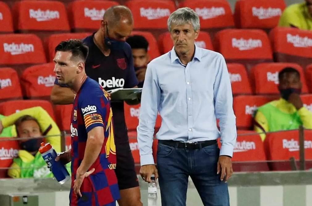 أزمات كثيرة في برشلونة هذا الموسم