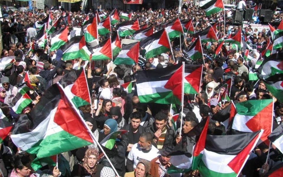 تظاهرات وفعاليات مناهضة لخطة الضم الإسرائيلية في غزة والضفة والداخل الفلسطيني المحتل