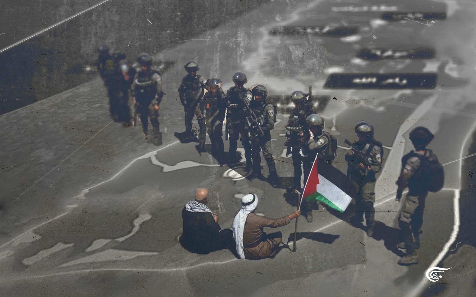 ركّزت الحركة الصهيونية قبل قيام